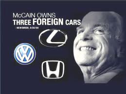 Mccain cars