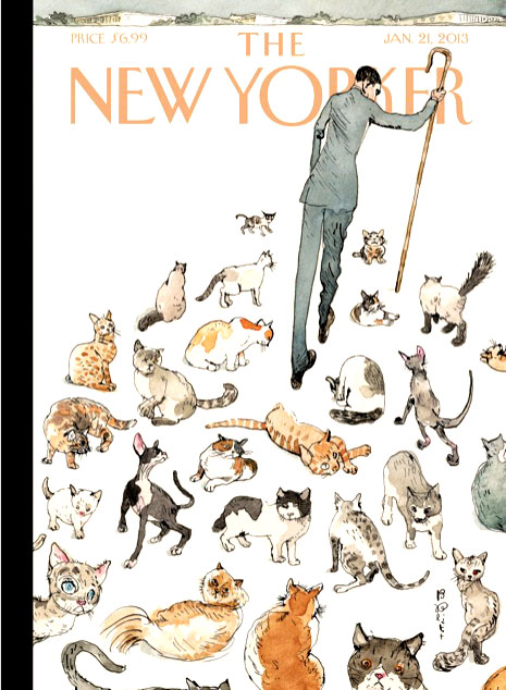 NYer Cats